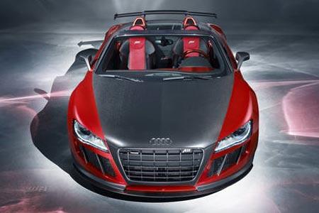Abt R8 Gt S Audi R8 Spyder Quot Oben Ohne Quot Cabrio Mit 620