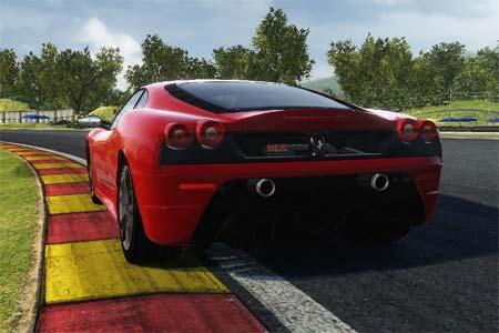 Ferrari virtual race kostenloses rennspiel für den pc
