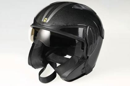 Ferrari F430 Scuderia Helm made by Schuberth