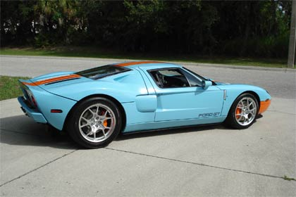 Heffner Performance Ford GT1000