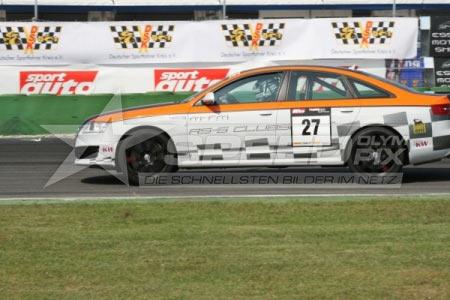 MTM Audi RS6 Clubsport am Hockenheimring