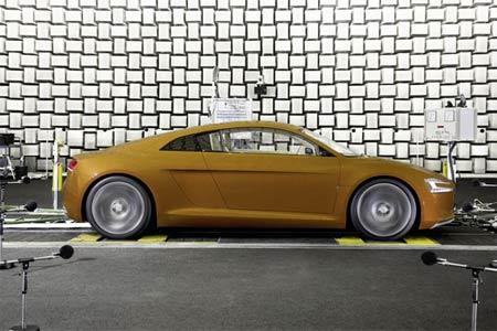 Audi e-tron Soundtuning