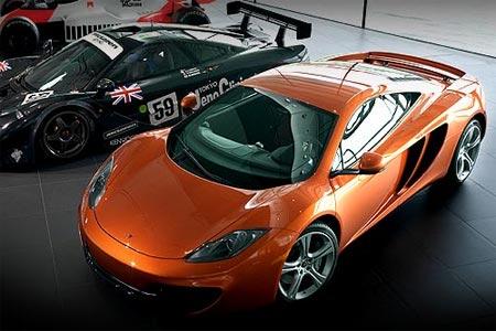 McLaren und CRS Racing entwickeln einen GT3 Rennwagen auf Basis des ...