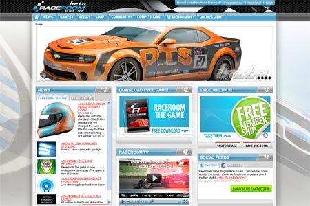Race Room Net Online Racing Games