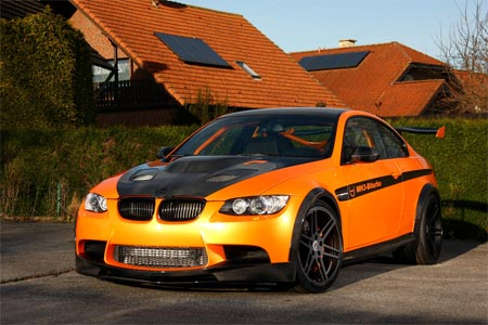 Manhart Raciing MH3 V8 RS Clubsport