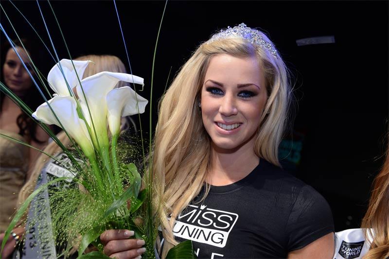 Miss Tuning 2013 - Leonie Hagmeyer-Reyinger