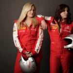 Rallye Mädels Eve Wallenwein und Anna Weyand