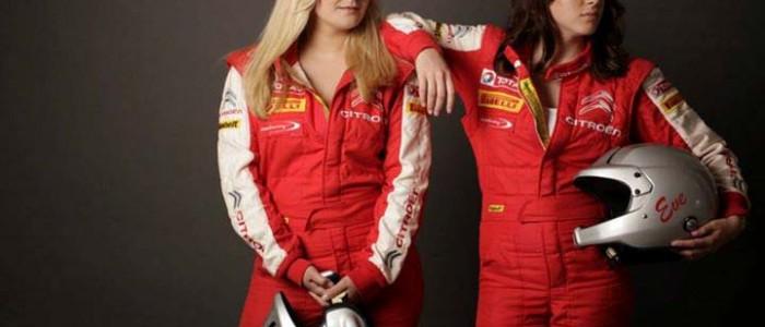 Interview mit Eve Wallenwein und Anna Weyand – Zwei Mädels geben Vollgas im Rallyesport