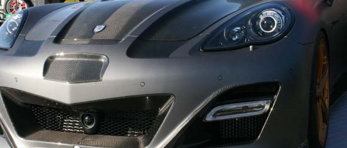 Mit Carbon vom braven Auto zum rasanten Boliden