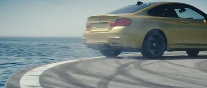 Ultimate Racetrack – Driften mit dem BMW M4 auf dem Flugzeugträger