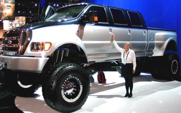 Truck Shop Car Show