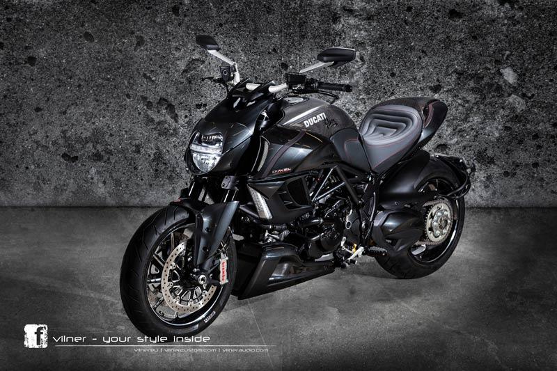 Ducati Xdiavel Headlight