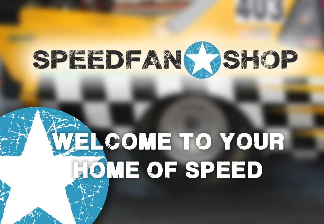 SPEEDFANSHOP - Welcome to your Home of Speed